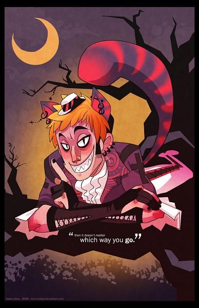 Cheshire Cat (Cosplay) - Cheshire Cat