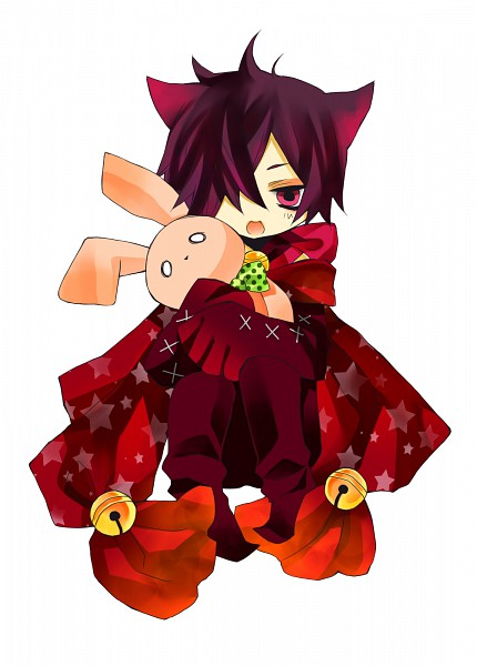 Tags: Anime, Mokaroko, Pandora Hearts, Cheshire Cat (Pandora Hearts), Pixiv, Mobile Wallpaper, Fanart
