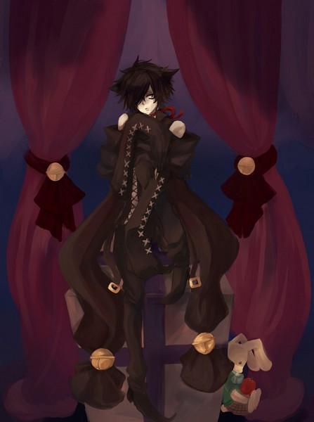 Tags: Anime, Isayu, Pandora Hearts, Cheshire Cat (Pandora Hearts), Fanart, Pixiv