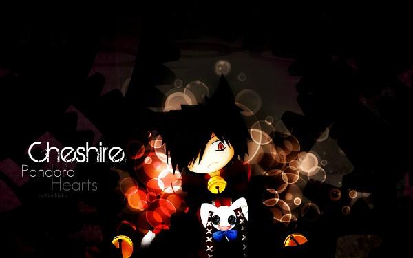 Tags: Anime, SQUARE ENIX, Pandora Hearts, Cheshire Cat (Pandora Hearts), By: Kireineko, Wallpaper