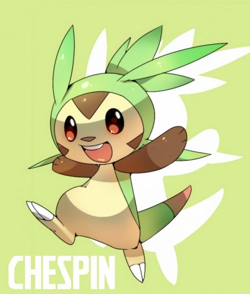 Chespin - Pokémon