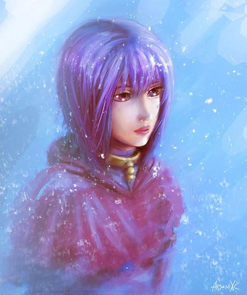 Tags: Anime, ArseniXC, Wolf's Rain, Cheza