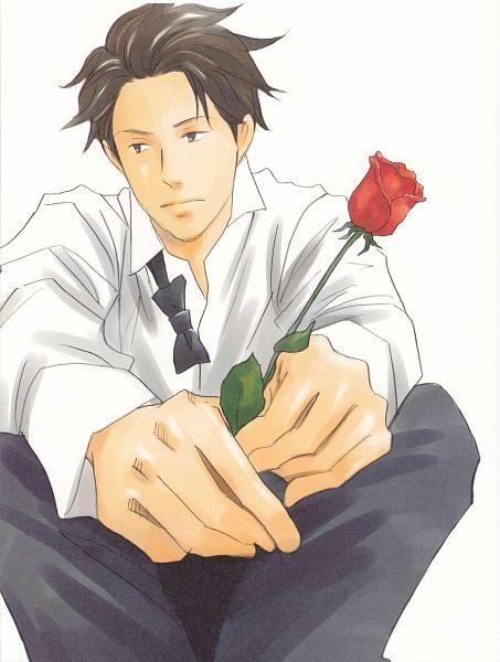 Tags: Anime, Ninomiya Tomoko, Nodame Cantabile, Chiaki Shinichi, Scan, Official Art