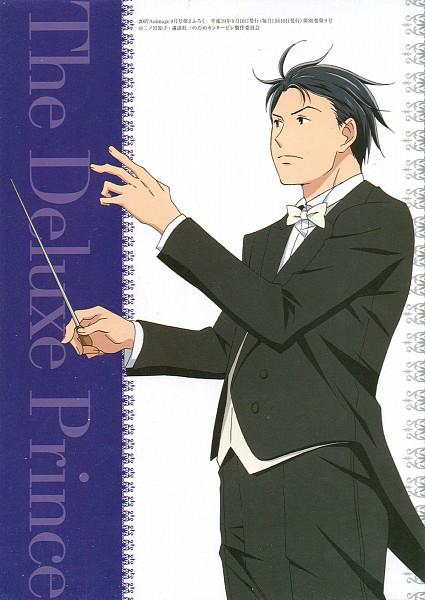 Tags: Anime, Nodame Cantabile, Chiaki Shinichi