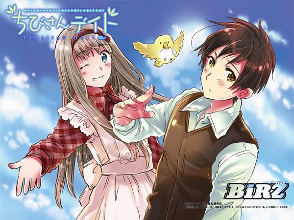 Tags: Anime, Himaruya Hidekaz, Chibisan Date, Margaret Baker, Seiji Chiga