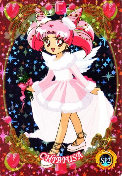 Tags: Anime, Tadano Kazuko, Toei Animation, Bishoujo Senshi Sailor Moon, Chibiusa, Self Scanned, Mobile Wallpaper, Scan, Official Art