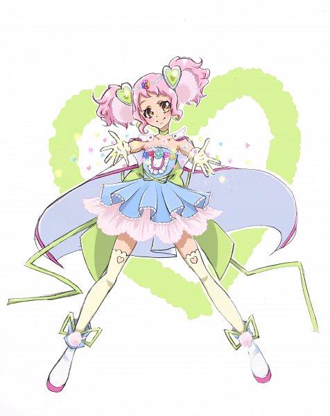Chiffon (Pretty Cure) - Fresh Precure!