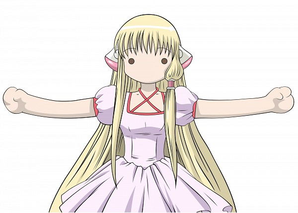Tags: Anime, Chobits, Chii, Mouthless
