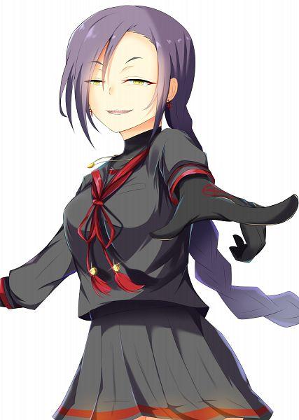 Tags: Anime, Pixiv Id 12308458, Re:Creators, Chikujouin Magane, Fanart