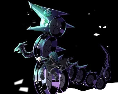 Chimeratech Fortress Dragon - Yu-Gi-Oh! GX - Zerochan ...