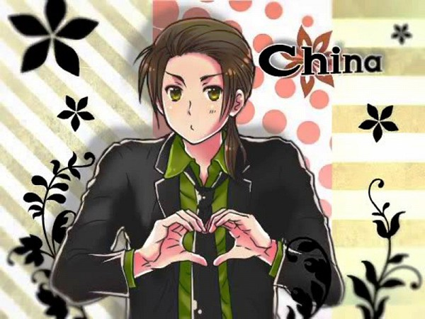 China - Axis Powers: Hetalia