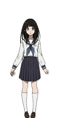 Chitanda Eru - Hyouka