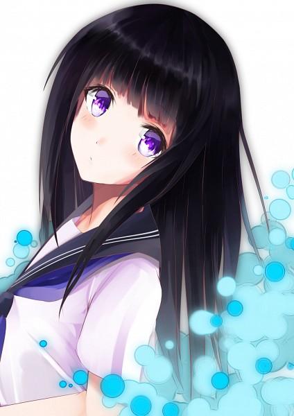 Tags: Anime, Iori (Cpeilad), Hyouka, Chitanda Eru