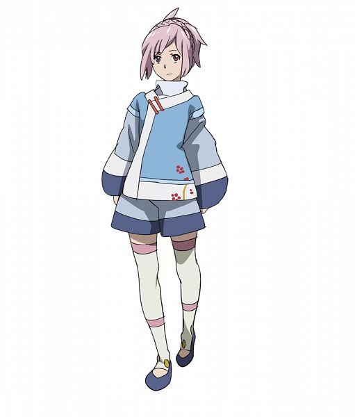 Tags: Anime, Ebata Risa, SATELIGHT, Juushinki Pandora, Chloe Lau, Official Art, Cover Image