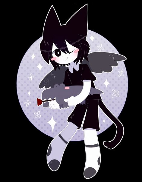 Tags: Anime, Oounabara to Wadanohara, Chlomaki, Tumblr, Fanart, Fanart From Tumblr