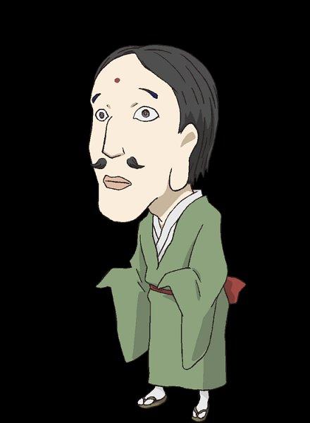 Chobihige - Natsume Yuujinchou