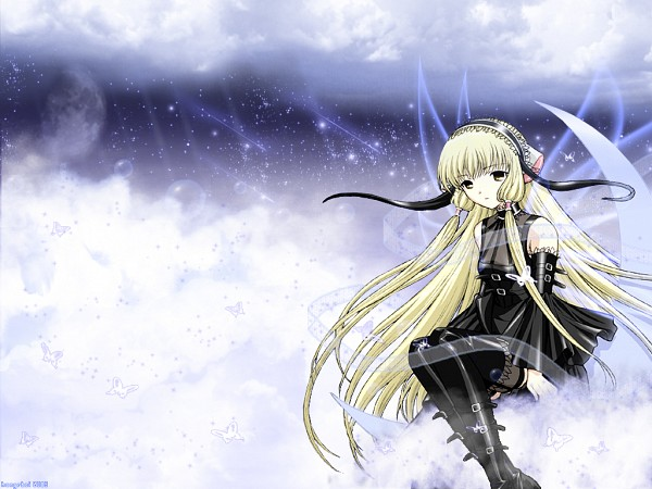 Tags: Anime, Chobits, Freya (Chobits), Fanmade Wallpaper, Edited, Wallpaper