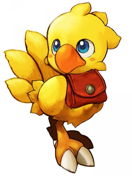 Tags: Anime, SQUARE ENIX, Final Fantasy Fables: Chocobo's Dungeon, Chocobo