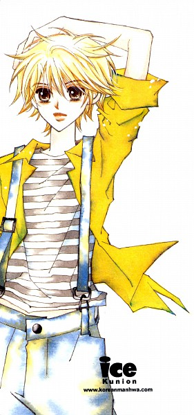 Tags: Anime, Chocolat (manhwa), Yellow