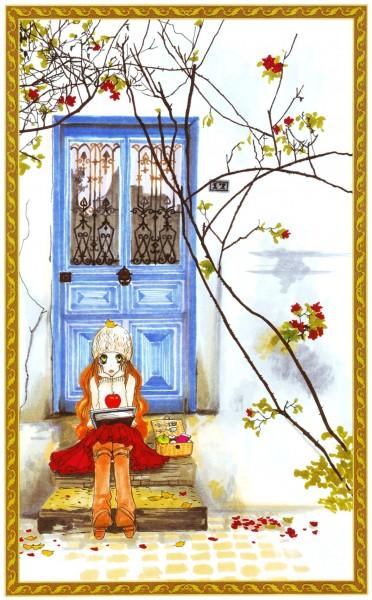 Tags: Anime, Sugar Sugar Rune, Chocolat Meilleure, Mobile Wallpaper, Scan, Official Art, Traditional Media