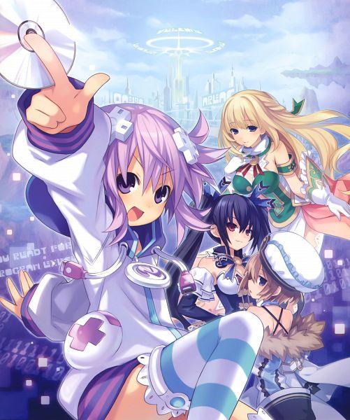Choujigen Game Neptune (Hyperdimension Neptunia) - Compile Heart