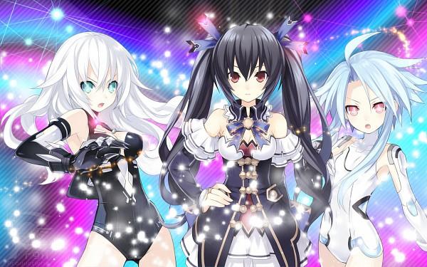 Tags: Anime, Tsunako, Nippon Ichi Software, IDEA FACTORY, Compile Heart, Choujigen Game Neptune, White Heart, Black Heart, 1680x1050 Wallpaper, Wallpaper, Hyperdimension Neptunia