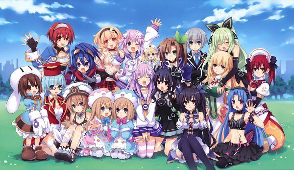 Choujigen Game Neptune Series