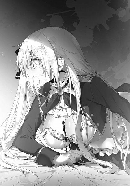 Tags: Anime, Sakura Neko, Choujin Koukousei-tachi wa Isekai demo Yoyuu de Ikinuku you desu, Official Art, Character Request, Novel Illustration, Choyoyu!: High School Prodigies Have It Easy Even In Another World!