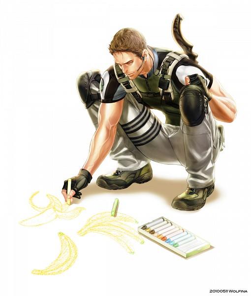Chris Redfield - Resident Evil