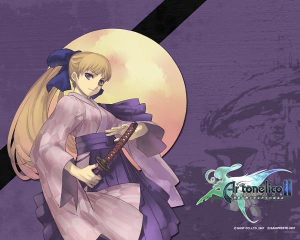 Tags: Anime, Ar Tonelico II, Ar Tonelico, Chroche Latel Pastalie, Wallpaper