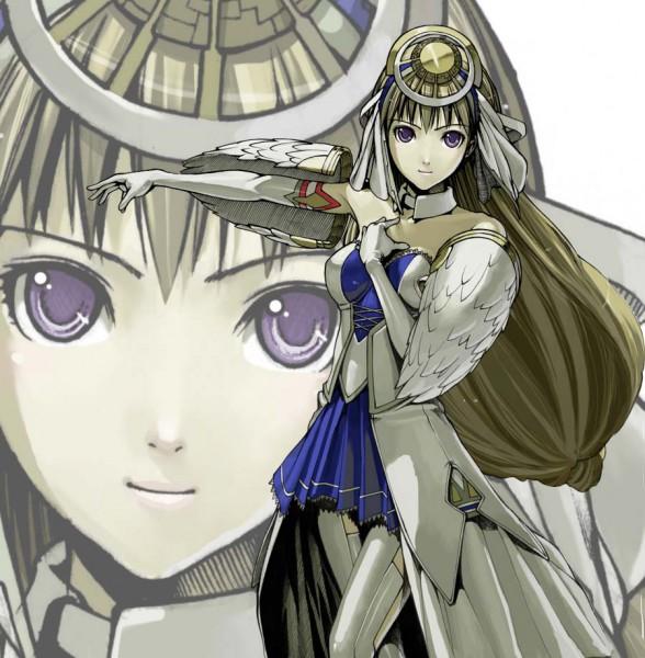 Tags: Anime, Ar Tonelico II, Ar Tonelico, Chroche Latel Pastalie