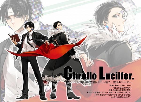 Tags: Anime, Kugukiugu, Hunter x Hunter, Chrollo Lucifer, Fanart, Pixiv