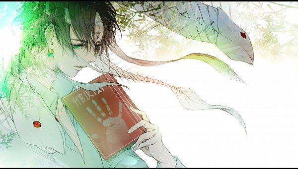Tags: Anime, Pixiv Id 5268156, Hunter x Hunter, Chrollo Lucilfer