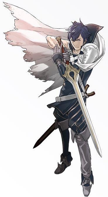 Chrom (Fire Emblem) - Fire Emblem: Kakusei