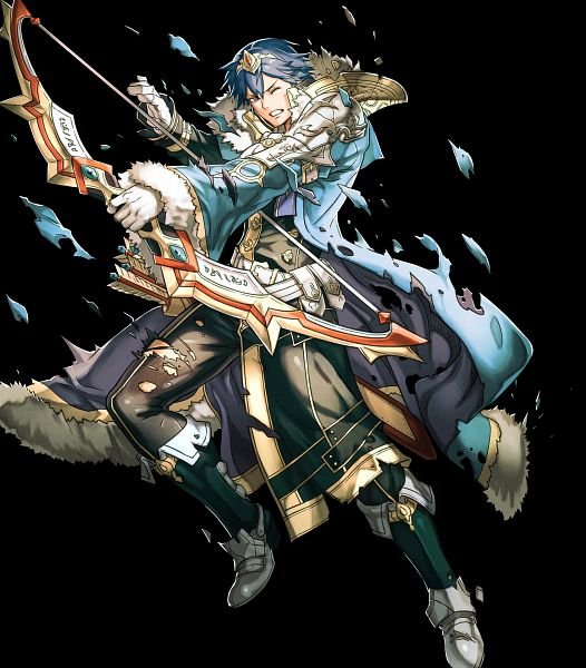 Tags: Anime, Hino Shinnosuke, Intelligent Systems, Fire Emblem Heroes, Chrom (Fire Emblem), Official Art