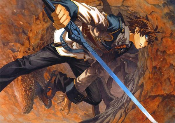 Tags: Anime, Chrome Shelled Regios, Leifon Alseif
