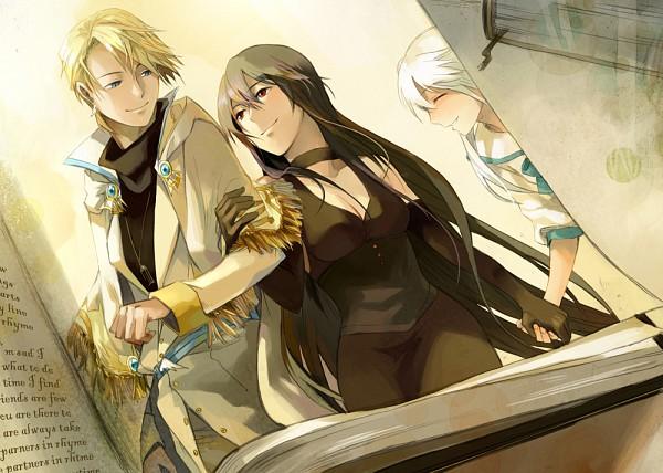 Tags: Anime, Rnia, Rukia (Sound Horizon), Fan Character, Systema, Chronica (Sound Horizon), Pixiv, Chronicle 2nd, Sound Horizon