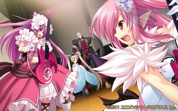 Tags: Anime, Ozawa Akifumi, Chu x Chu Idol, Chuno Churam, Chuua Churam
