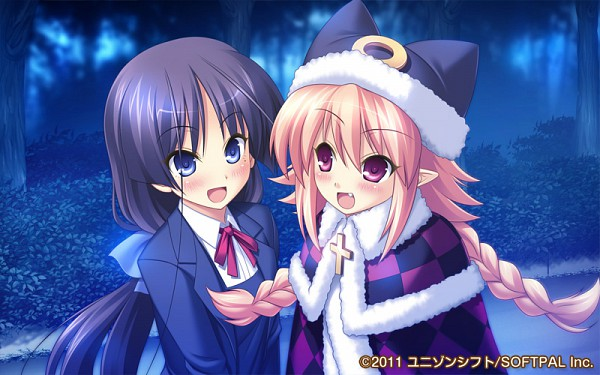 Tags: Anime, Ozawa Akifumi, Chu x Chu Idol, Ruchu Astram, Yukino Takamachi (Chu X Chu), CG Art