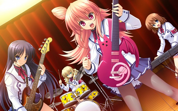 Tags: Anime, Ozawa Akifumi, Chu x Chu Idol, Yukino Takamachi (Chu X Chu), Yukino Takamichi, Ruuchu Astram, CG Art, Wallpaper