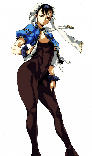 Tags: Anime, Street Fighter, Chun-Li, Spiked Bracelet