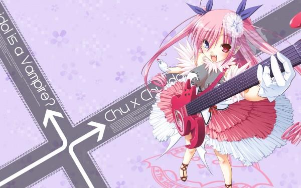Tags: Anime, Ozawa Akifumi, Chu x Chu Idol, Chuua Churam, Wallpaper
