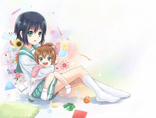 Tags: Anime, Pixiv Id 1573168, Chuunibyo Demo Koi ga Shitai!, Togashi Kuzuha, Togashi Yumeha, Love Chunibyo & Other Delusions!