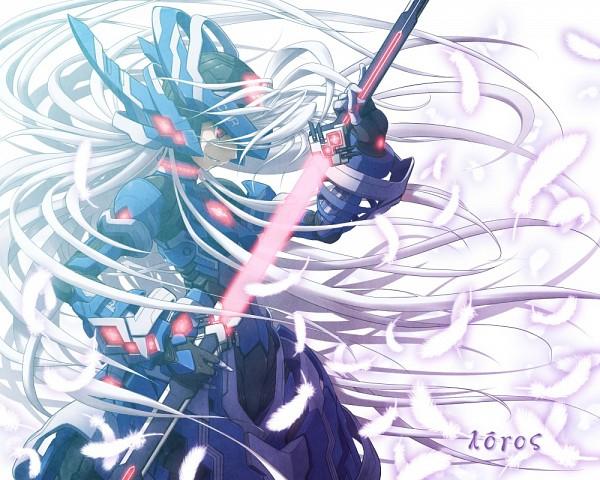 Cial - Rockman Zero
