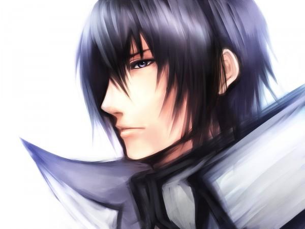Tags: Anime, Sasaki Ryou, SQUARE ENIX, Final Fantasy XIII, Cid Raines