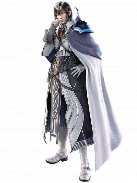 Cid Raines - Final Fantasy XIII