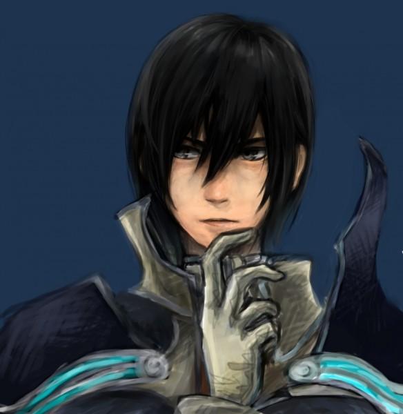 Tags: Anime, Final Fantasy XIII, Cid Raines