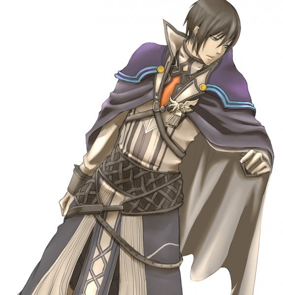 Tags: Anime, SQUARE ENIX, Final Fantasy XIII, Cid Raines