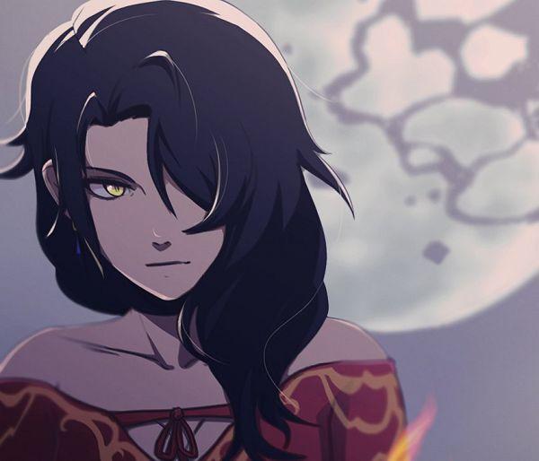 Tags: Anime, Haleyfall, RWBY, Cinder Fall, Fanart, Twitter