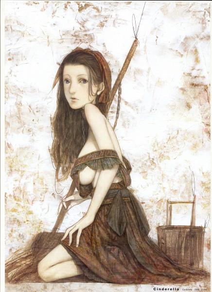 Tags: Anime, Yi Feng, Evan Lee, Cinderella, Cinderella (Character)